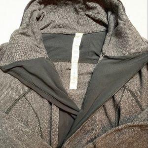 lululemon athletica Tops - Lululemon Asymmetrical Quarter Zip